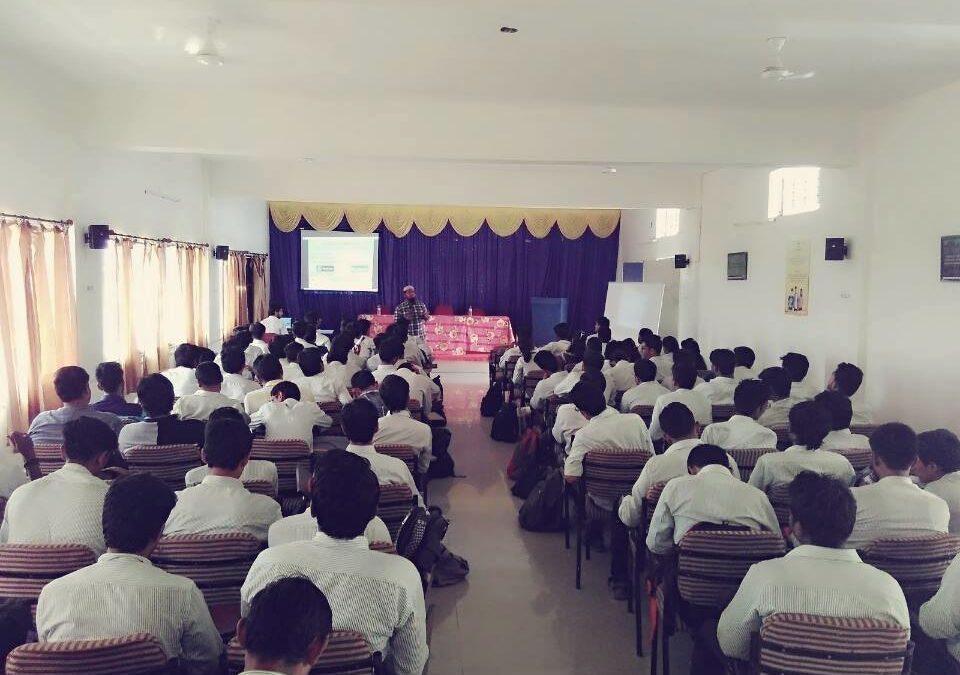 MEP SEMINAR @ G H RAISONI College of Engg & Mgmt, Amravati