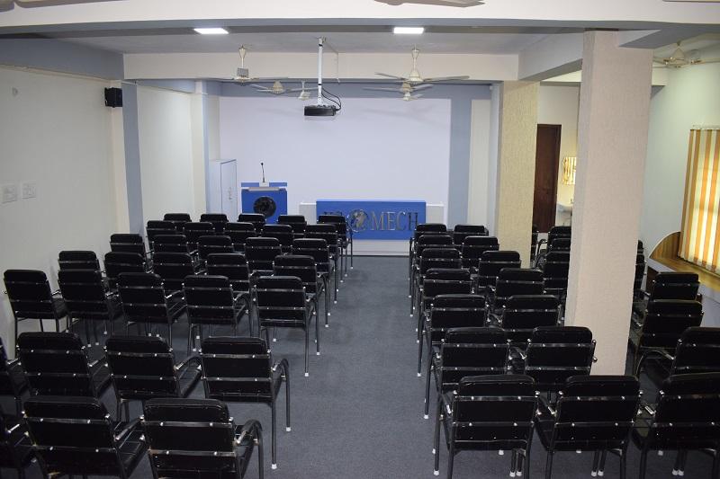 KG-MECH Electro Seminar Hall