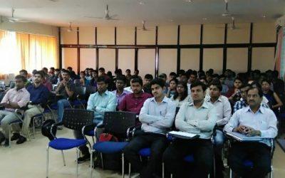 MEP Technical Seminar @ Shri Ramdeobaba College of Engg & Mgmt.
