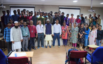 Electrical Workshop on Electrical designing & DIALUX Software @ MVSR Engineering College