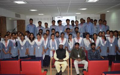 CIVIL Technical Seminar @ Guru Nanak College, Karnataka